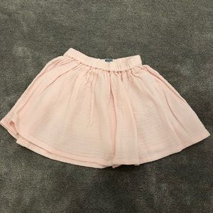 Old Navy Cotton Gauze Skirt Size 2T Pink